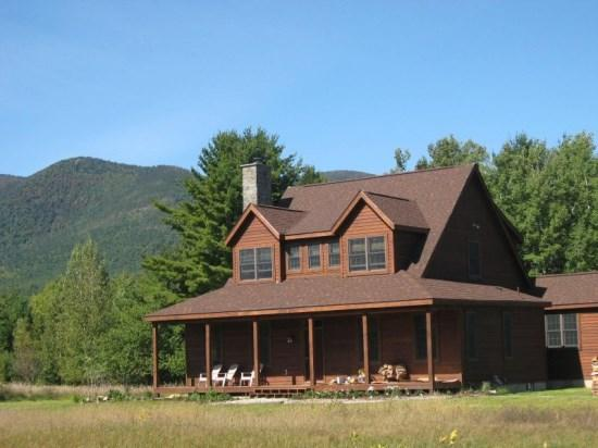 Exterior of Whiteface Meadows - Whiteface Meadows - Lake Placid - rentals