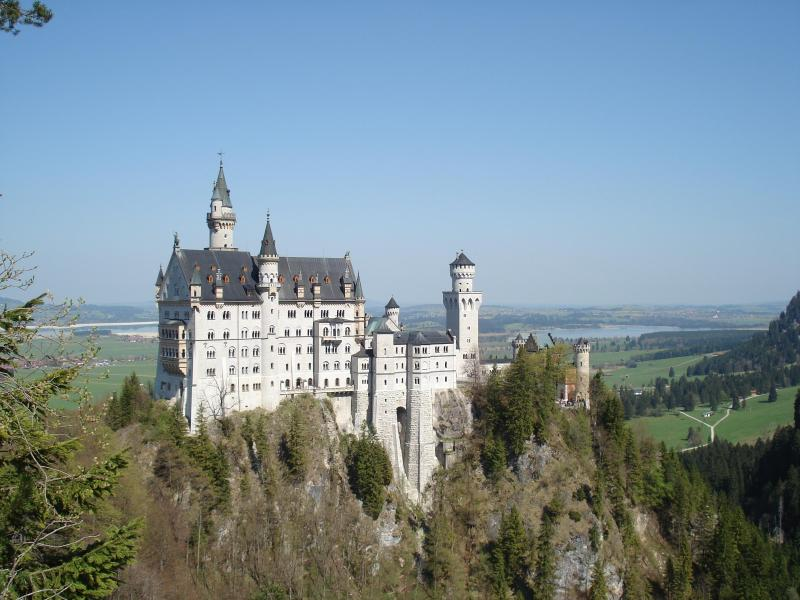 Neuschwanstein Castle/lake & Alpine surroundings - Birkeneck Luxury Holiday Apartments - Schwangau - rentals