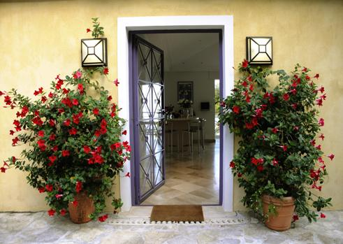 Villa Beaulieu - The main entrance to the house - Villa Beaulieu - by Holidays France Rentals - Ardenais - rentals