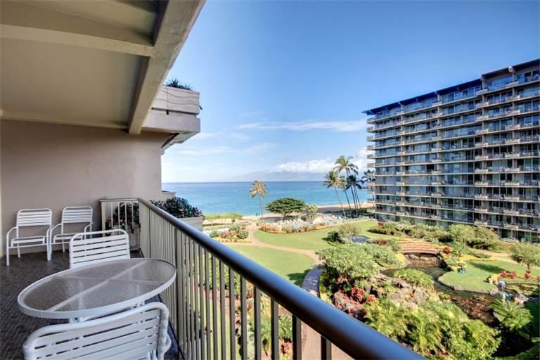 Charming 1 Bedroom, 2 Bathroom House in Lahaina (Whaler #570 (1/2 OcnView)) - Image 1 - Lahaina - rentals