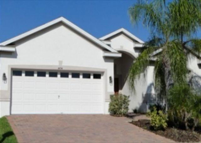 Hampton House - 4 Bed 3 Bath Pool Home - Golf At Highlands Reserve Orlando Free WIFI MA1454NH - Davenport - rentals