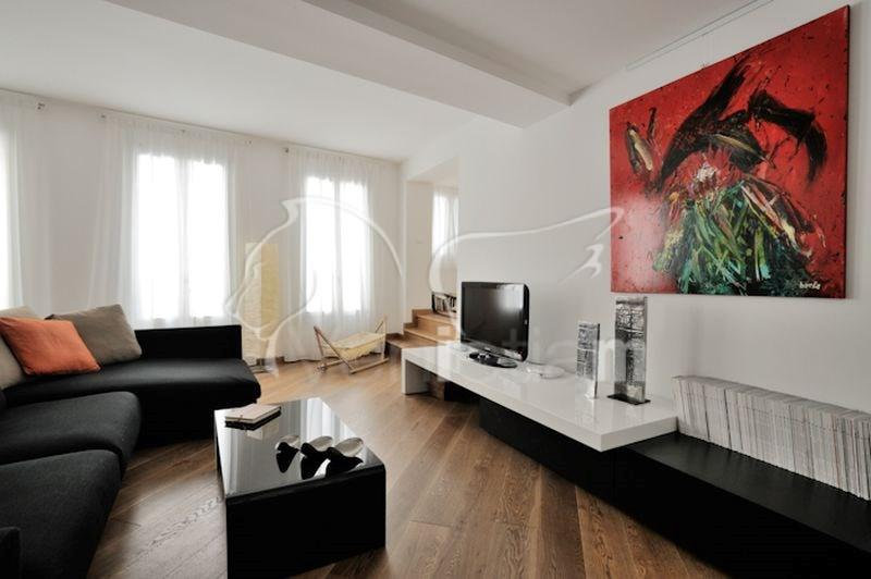 """The Living room - """"The Red House"""" charming house in central Venice - Venice - rentals"""