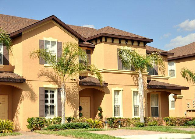 4 Bed 3 Bath Townhome - FREE UPGRADE 4 Bed 3.5 Bath Bermuda Home at Regal Palms Resort Orlando MC3409 - Davenport - rentals