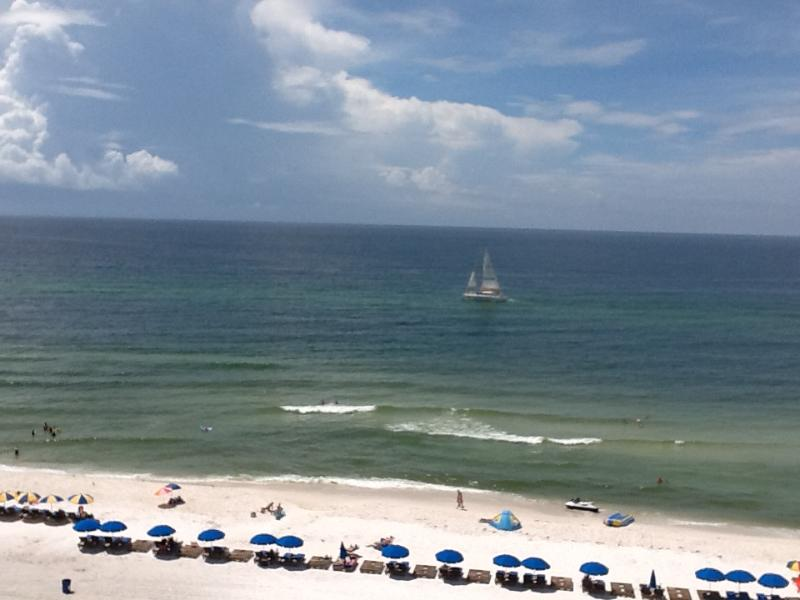 Enjoy daily beach chair service  - PLAN A FALL GETAWAY - LOW RATES & WARM TEMPS - Panama City Beach - rentals