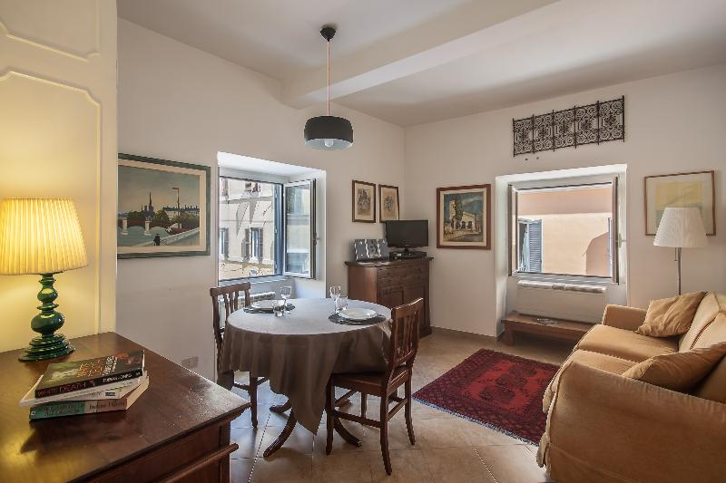 Living room - Rome Accommodation Farnese - Rome - rentals