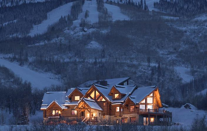 Come stay a while - Lookout Lodge- Stunning panoramic views! - Steamboat Springs - rentals