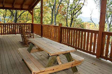Cabin - Cloud 9 a four bedroom cabin - Sevierville - rentals