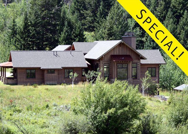 Receive $200 off a tour with Greater Yellowstone Guides when you book this home for a stay during the months of September and October. - Madison River Haven - Cameron - rentals