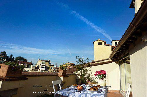 Terrace, Fabulous Views, Charm - Torella Apartment - Image 1 - Florence - rentals