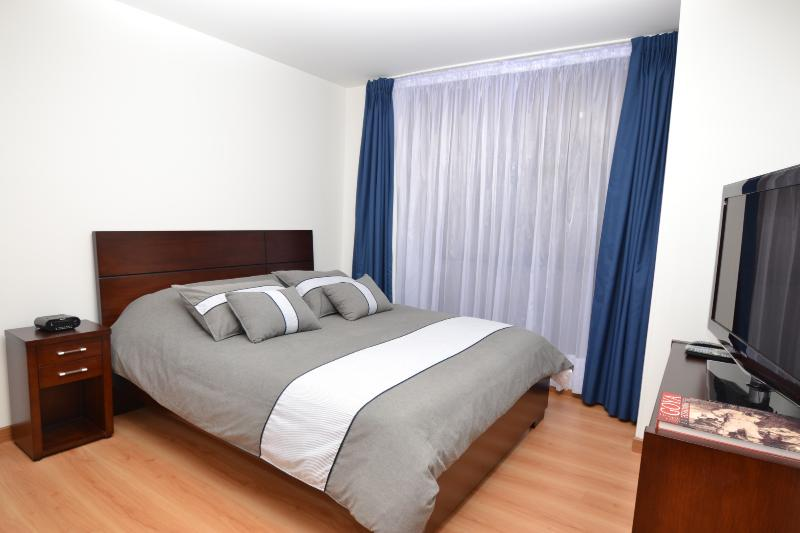 4 mins walk to Parque 93 two double bedrooms - Image 1 - Bogota - rentals
