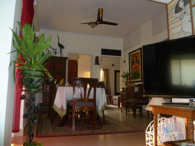 Entrance - Mayas Nest B&B the safest launching pad in Delhi, India - New Delhi - rentals