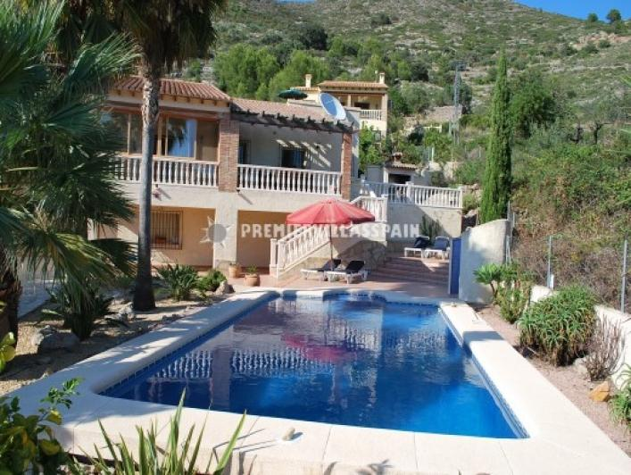 Los Girasoles - Jalon Sleeps 2 to 6 - Image 1 - Jalon - rentals
