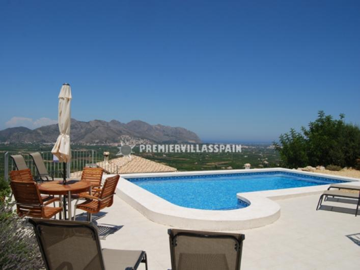 Vista Mar - Orba Sleeps 2 to 6 - Image 1 - Orba - rentals