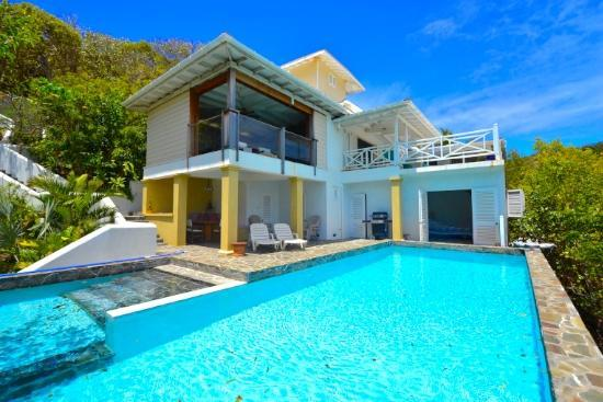 Hawks Nest Whole House, Cottage and Poolside Suite inc - Bequia - Hawks Nest Whole House, Cottage and Poolside Suite inc - Bequia - Spring Bay - rentals