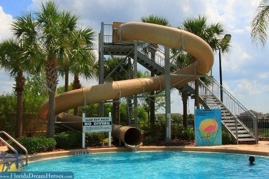3 Bed/3 Bath Townhome in Guarded Windsor Hills Resort with Fun Water Slide - 28377 - Nice House with 3 BR-3 BA in Kissimmee - Kissimmee - rentals