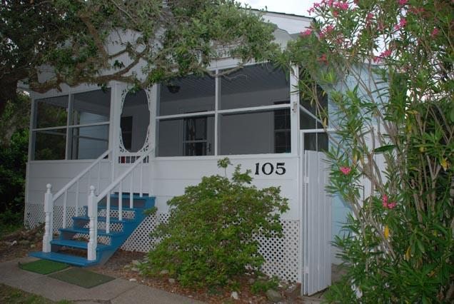 Exterior - Ankers Away, 105 Beechwood Dr, Island - Surf City - rentals