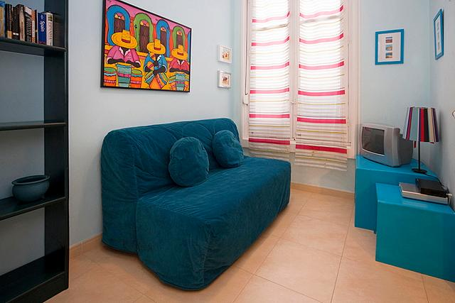 Cozy Budget Loft Great Location Madrid Centre GV 2 - Image 1 - Madrid - rentals