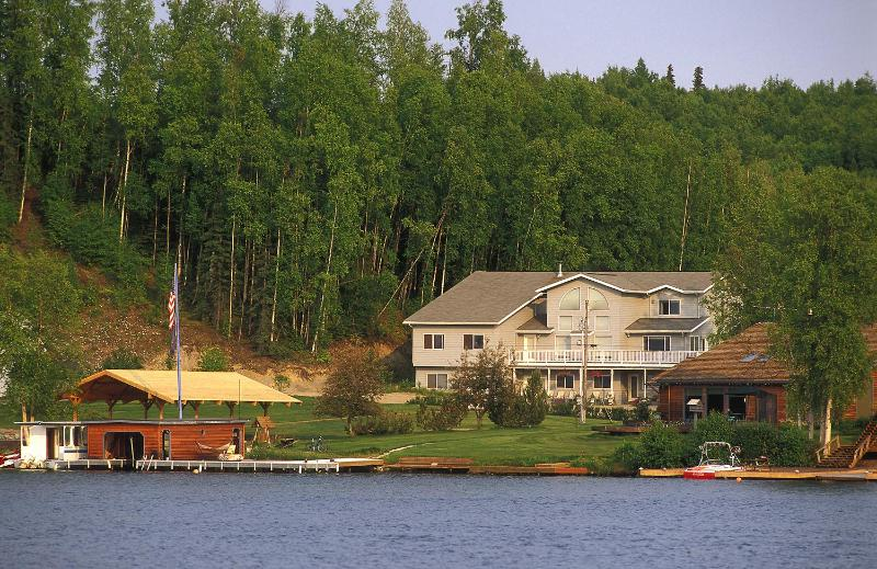 Lakefront McKinley Home - Lakefront McKinley View Home-Elegant - Big Lake - rentals