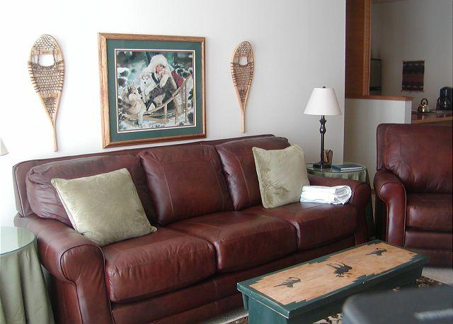 TR502 Pretty Condo w/Wifi, Clubhouse, Mountain Views, Fireplace - Image 1 - Silverthorne - rentals
