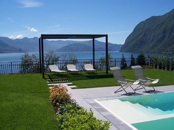swimming pool - ai Ronchi B&B - Lake Iseo - Iseo - rentals