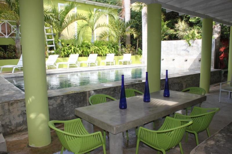 Palm Cottages - The Pool Cottage - tropical oasis - Image 1 - Vieques - rentals