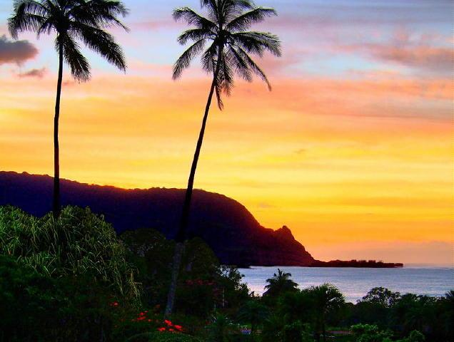 Hanalei Bay Resort 5201-02 - Stunning Waterfall, Mountain, and Ocean Views! - Princeville - rentals