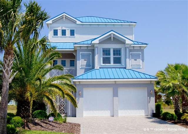 Cinnamon Beach Avalon home with elevator, heated pool & spa - Avalon House, Cinnamon Beach, private heated pool, spa, elevator - Palm Coast - rentals