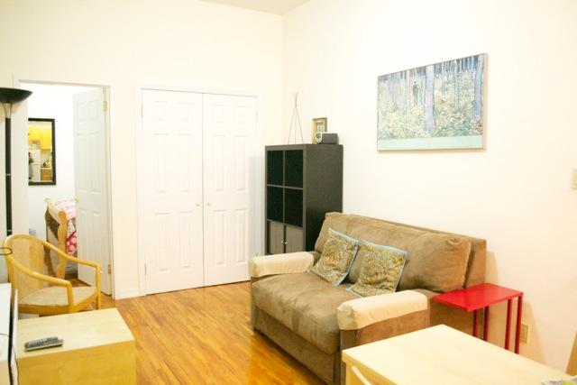 Living Room  - CHARMING UWS CNTRL PARK BEAUTY - Manhattan - rentals