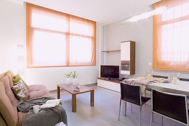 Sants 12 exclusive apts with parking -Fira Place 9 - Image 1 - Barcelona - rentals