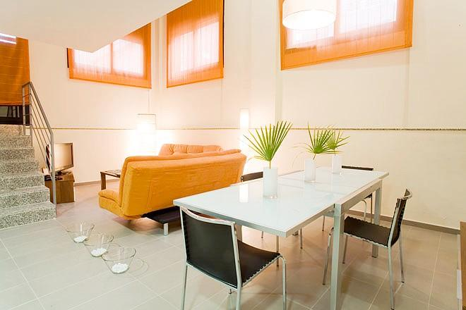 Sants 12 exclusive apts & parking -Fira Duplex C - Image 1 - Barcelona - rentals
