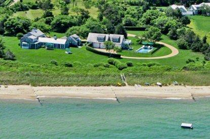 ATHEARN HOUSE: HISTORIC WATERFRONT ESTATE WITH POOL AND PRIVATE BEACH - EDG AALL-01 - Image 1 - Martha's Vineyard - rentals