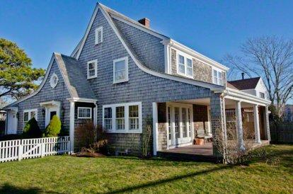 WATER'S END: A CHARMING 1920'S BUNGALOW ON SOUTH WATER STREET - EDG LGED-153 - Image 1 - Edgartown - rentals