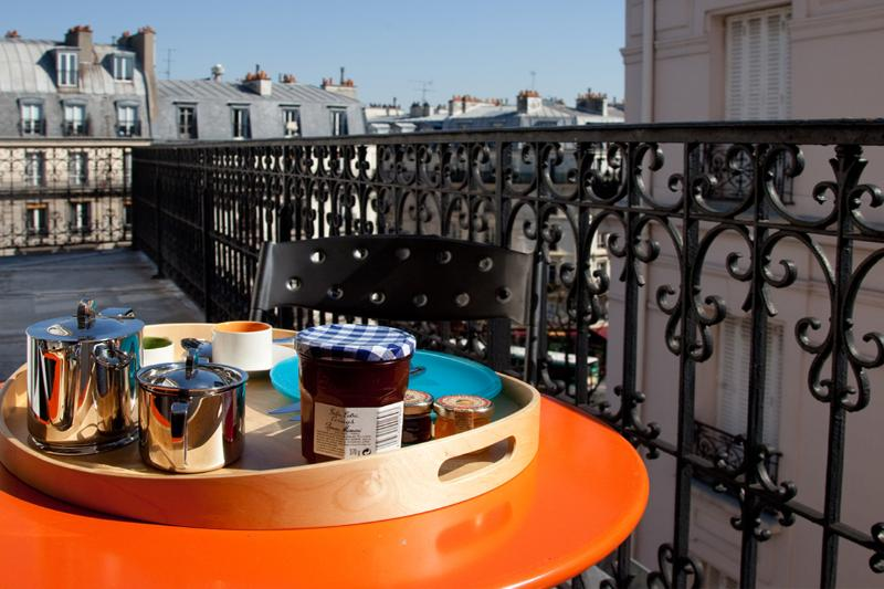 018 Left Bank Penthouse - Image 1 - 5th Arrondissement Panthéon - rentals