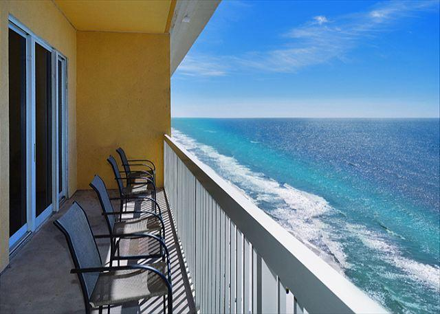 BEACHFRONT WITH GREAT VIEWS! OPEN 8/23-29! NOW 40% OFF! - Image 1 - Panama City Beach - rentals