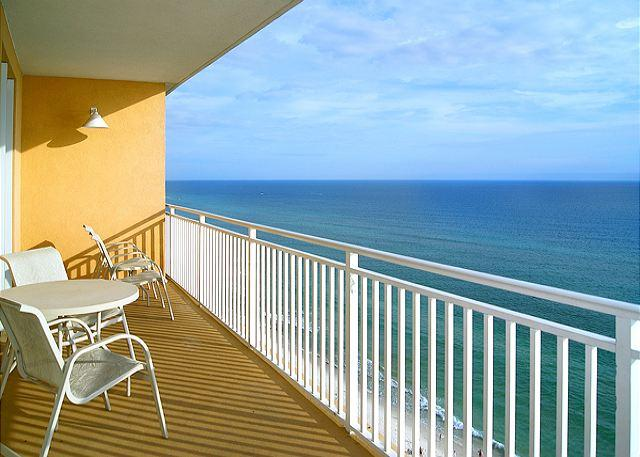 BEACHFRONT FAMILY FRIENDLY CONDO! OPEN 8/22-29! TAKE 10% OFF! - Image 1 - Panama City Beach - rentals