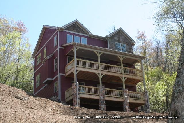 AUGUST 50/NT OFF*New Cabin*View*HotTub*Firepit*AC - Image 1 - Boone - rentals