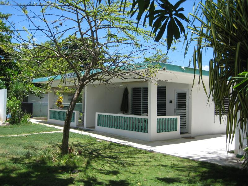 Casa Serena - Right On the Best Swimming Beach - A/C throughout - Rincon - rentals