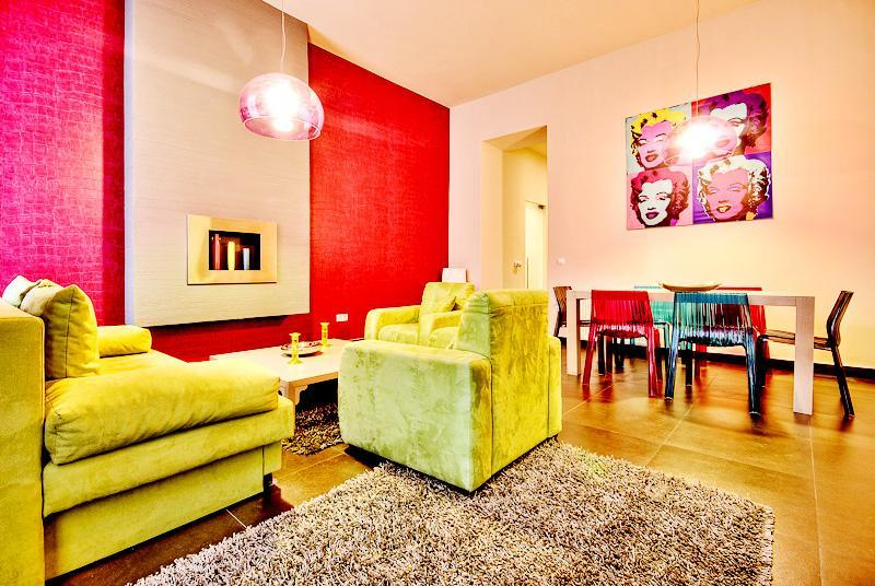 72 sqm 2 br A/C Wi-Fi Apartment next to Opera - Image 1 - Budapest - rentals