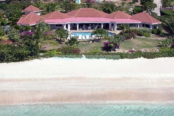 All 4 bedrooms have double- sea vistas, an open onto a natural stone terrace. VG DRE - Image 1 - Mahoe Bay - rentals