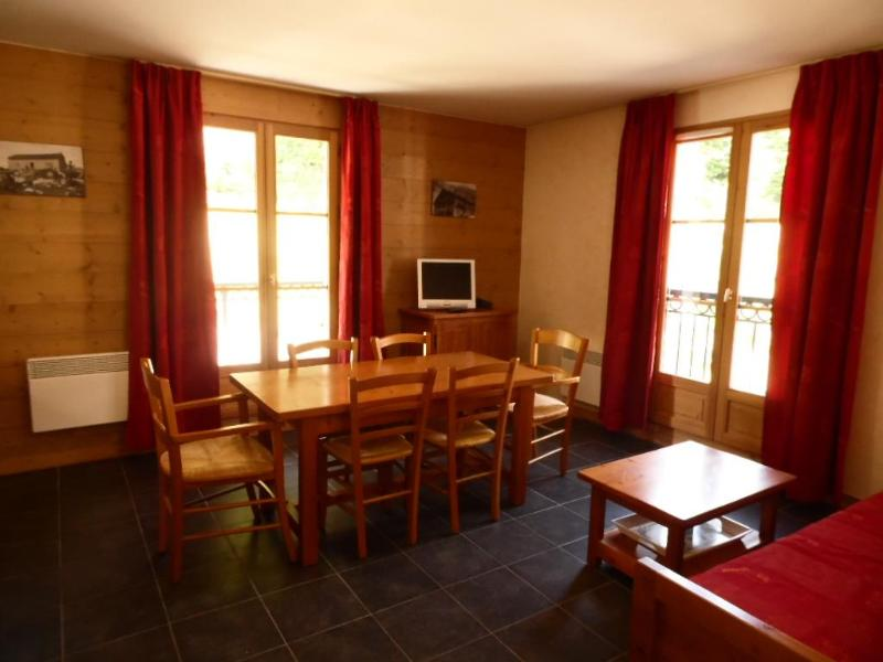 1 bed apartment in Saint Gervais near ski lifts - Image 1 - Saint Gervais les Bains - rentals