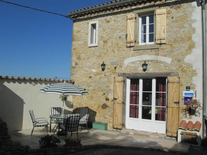 exterior view - Chez Grady, your  home from home - Carcassonne - rentals