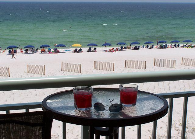 Balcony Beach Service - PI 311: AMAZING UPGRADES, STAINLESS, GRANITE, 4 LED/DVD TVs, RESERVED PARKING - Fort Walton Beach - rentals