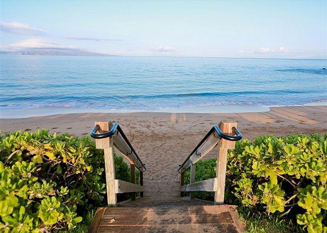 Beautiful Ulua Beach Just Down From Wailea Ekolu - Wailea Elua #2108 Gorgeous Unit - Ocean View - Wailea - rentals