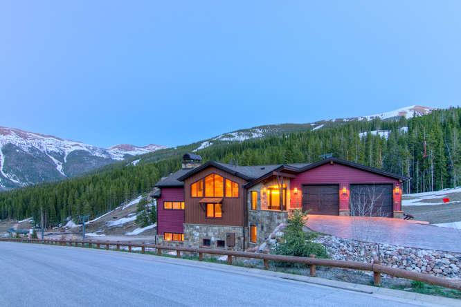 Lewis Ranch Lodge  Ski in/ Ski Out Copper Mountain - Image 1 - Copper Mountain - rentals