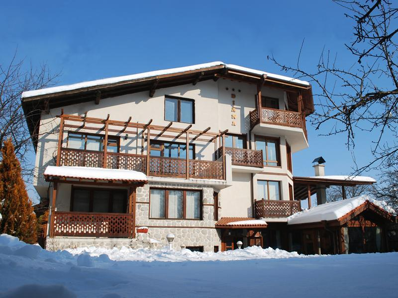 Chalet Diana in the Snow - Catered Ski Chalet Diana, Bansko - Bansko - rentals