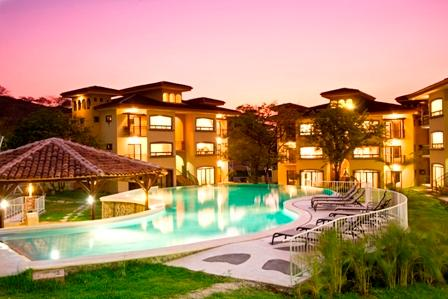 Unit 82 is on the ground floor far right - The Oaks Tamarindo Condominium 82 - Tamarindo - rentals