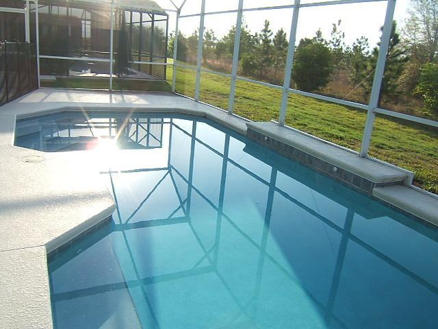LED TV;WiFi;Pool;Game;Privacy;Gate-5mil Disney - Image 1 - Davenport - rentals