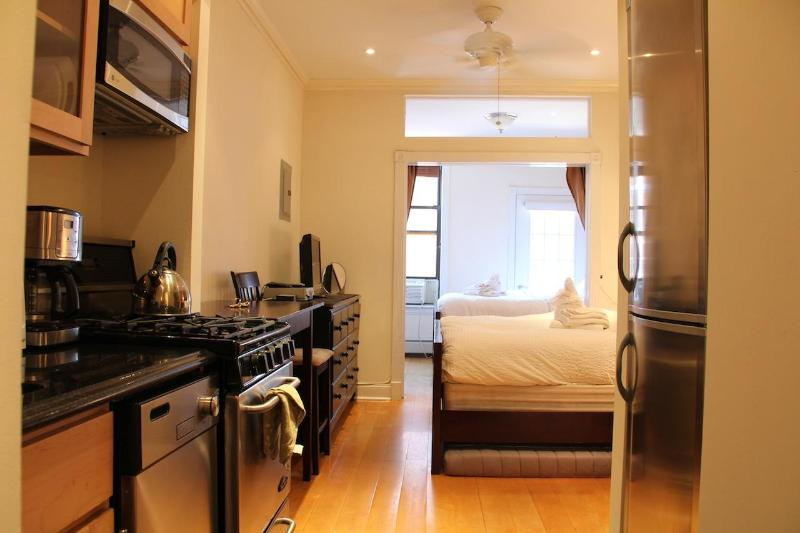Luxury Aprtment with two Queen size beds - Image 1 - Manhattan - rentals