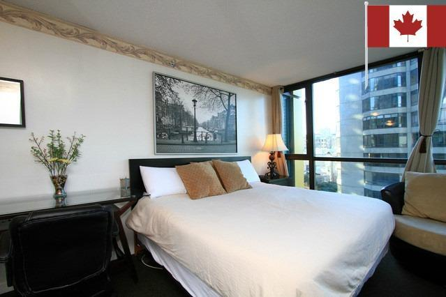 King Size Bed - Private Executive Condo in Coal Harbour! - Vancouver - rentals