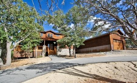 Incredible log cabin with modern amenities. - Grand Mountain Retreat - Luxury! High End! ! Spa! - Big Bear Lake - rentals